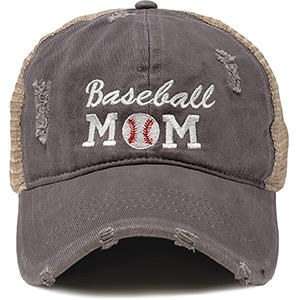 d31fbbb12af BH-200-2-DM64.MB06 Baseball Hat - 2 PK: Dog Mom (Burgundy) MAMA BEAR ...