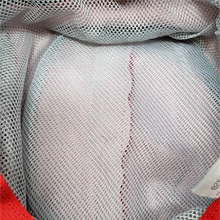 breathable mesh interior lining