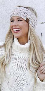 ... beanie gorro winter hat beenie stocking hat ponytail messy bun head  wrap headband headwrap ear muffs b2e26d07e24f