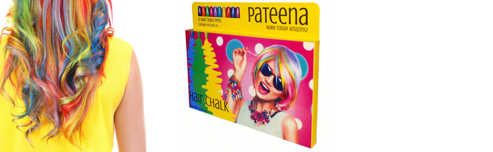 Hair Chalk for Girls | Temporary Hair Color for Kids | Hair Color ...