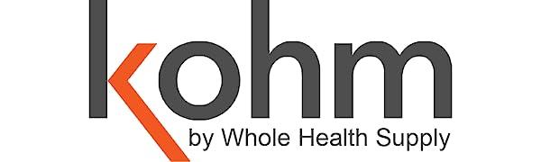 Kohm by Whole Health Supply
