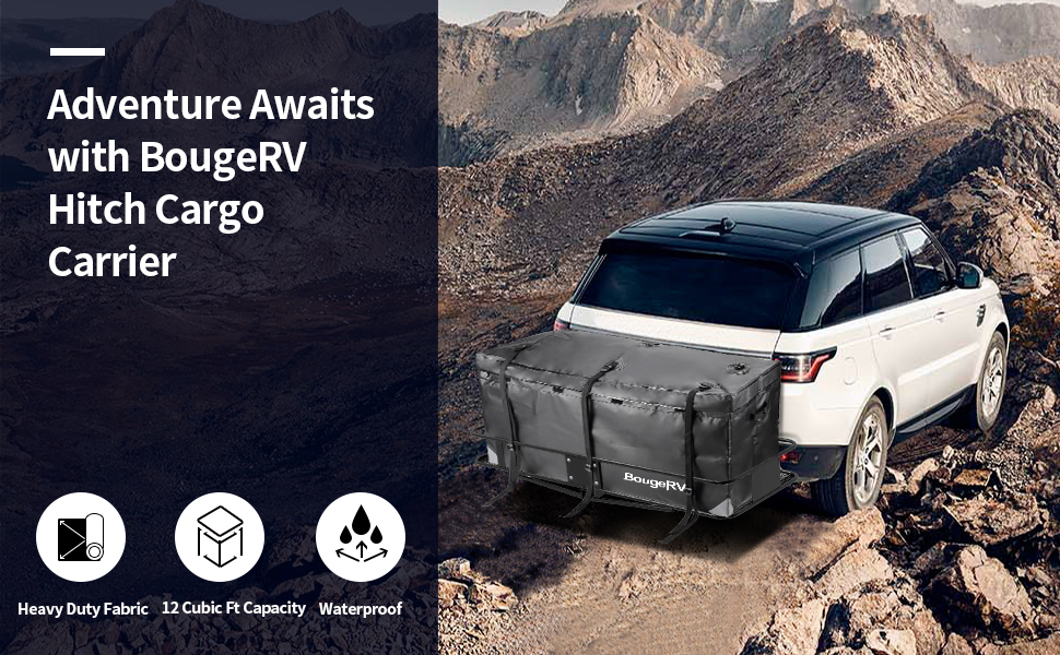 hitch cargo carrier