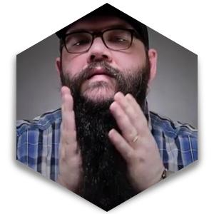beard balm, how to apply beard balm, beard dry oil