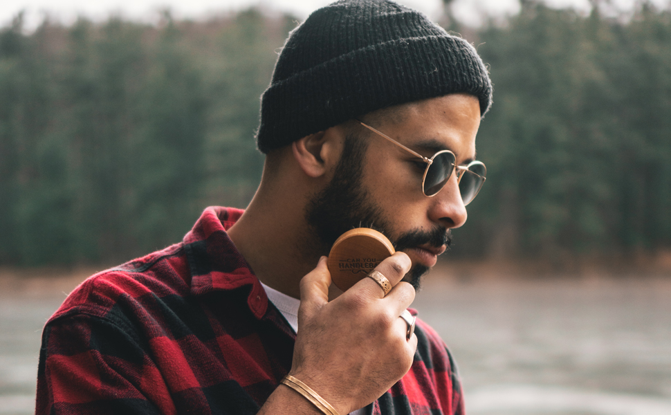 beard kit for men beard balm