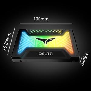 DELTA RGB SSD