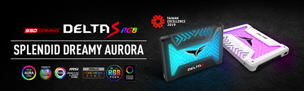 TEAMGROUP DELTA S RGB SSD