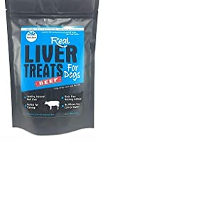 dog beef liver teats healthy nutritious good dog training grass fed no gluten additives