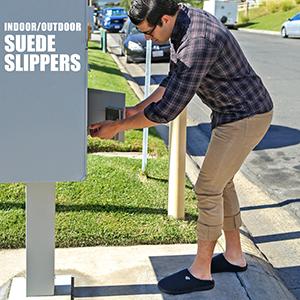 INDOOR/OUTDOOR SLIPPERS