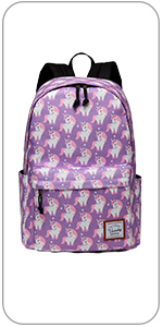 unicorn backpack for gilrs