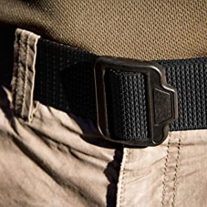 belt tactical holster concealed carry duty evac plastic buckle