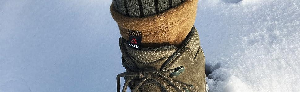 boots winter fleece liners socks military trekking hiking tactical outdoor