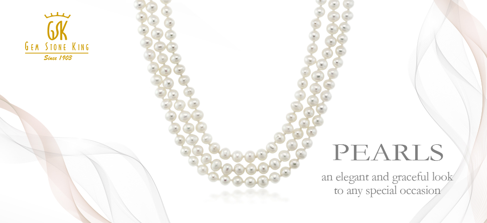 ed069c03a Pearl Jewelry: Pearls are the only jewels created by a living animal. A  natural pearl of value is found in less than 1 in every 10,000 wild oysters.