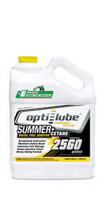 Opti-Lube Summer Plus Cetane Fuel Additive