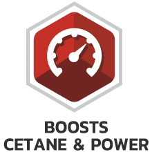 Boosts Cetane and Power