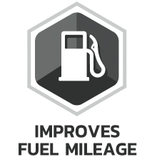Improves Fuel Mileage