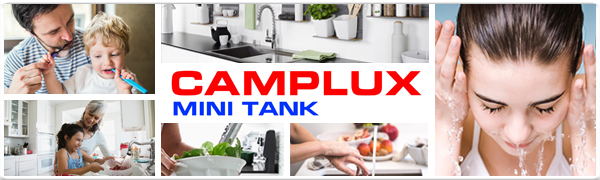 Camplux Mini-Tank Electric Water Heater