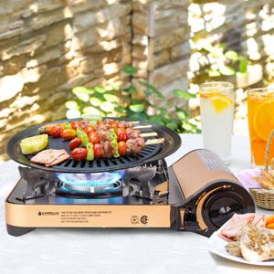 camping stove backpacking camping stove butane portable gas stove burner portable gas stove camping