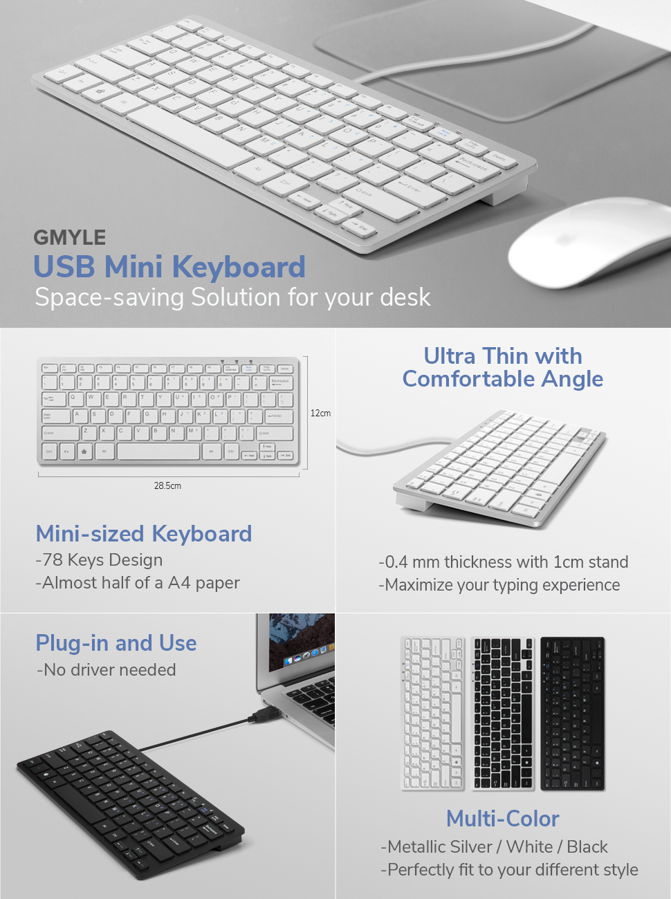 how to use a usb keyboard on os3