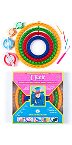 knitting loom round looms pompom makers