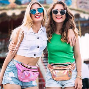 dd86f0aec Scenery for wearing rose gold fanny packs for women fanny pack waist packs  for women cute