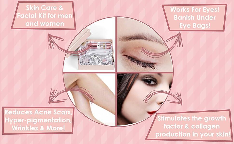Derma Roller Features