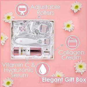 derma roller gift pack