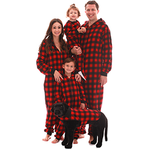 Amazon.com: #followme Matching Family Buffalo Plaid Adult ...