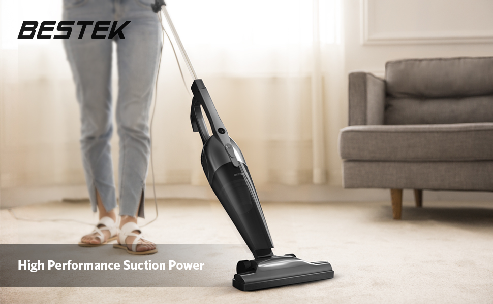 bestek 2in1 stick u0026 handheld vacuum cleaner - Handheld Vacuum Cleaner