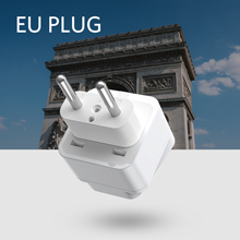 EU travel converter adapter