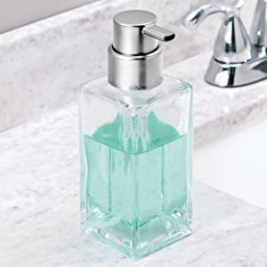 Creating Foaming Soap is Easy with mDesign pumps
