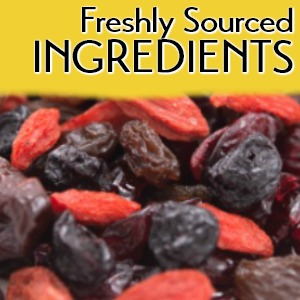 super five fruit mix non-gmo organic certified vegan kosher all naturally grown without pesticides