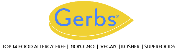 gerbs allergy friendly foods non gmo vegan kosher superfoods all natural organic nothing artificial