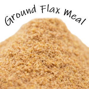 gerbs raw flaxseed meal non gmo vegan kosher superfoods all natural organic nothing artificial