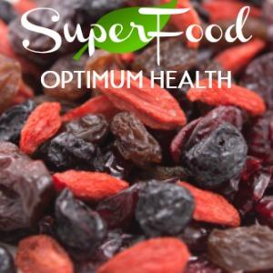 super 5 fruit mix top 10 superfood for optimum health essential vitamins minerals antioxidants