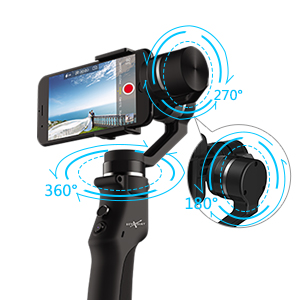 3-Axis Handheld Stabilizer