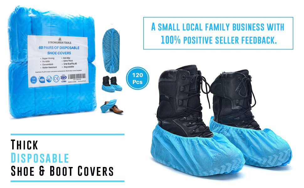 Strongman Tools Shoe Covers