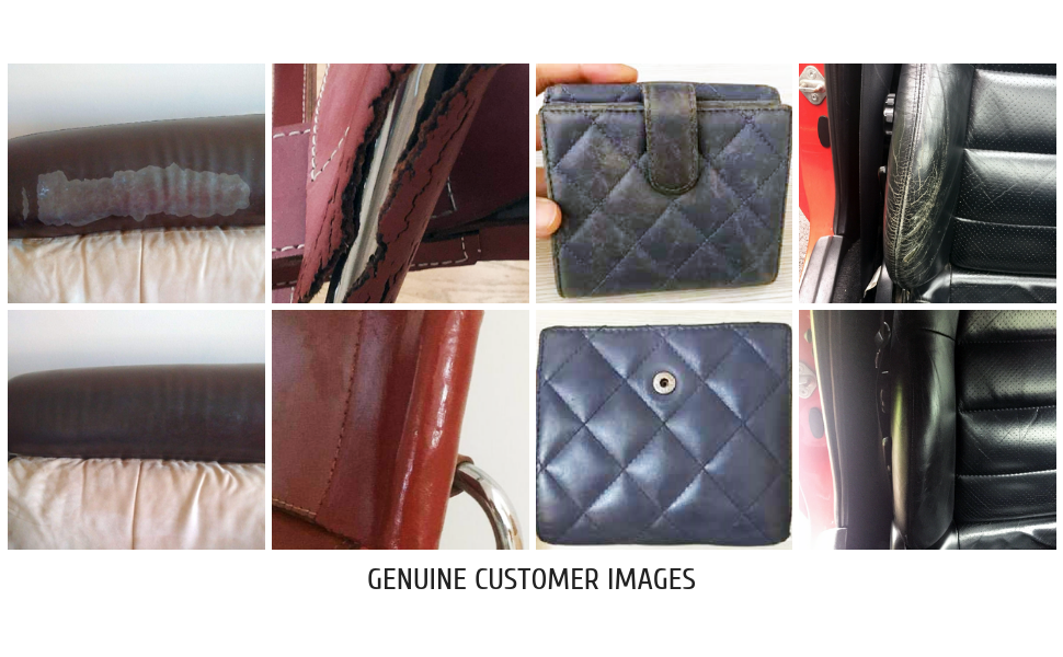 genuine customer images leather kit