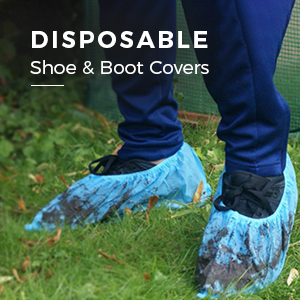 Disposable Shoe & Boot Covers