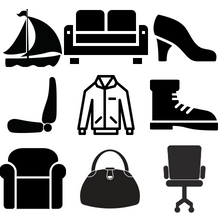 car seat boat jacket purse bag handbag office chair boots heels sofa couch leather repair kit