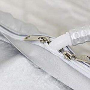 Zipper and Velcro