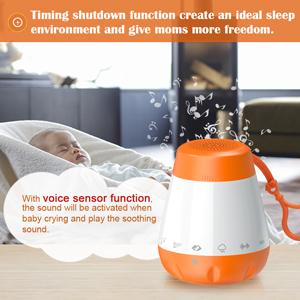 Amazon.com: Máquina de sonido de ruido blanco para dormir ...