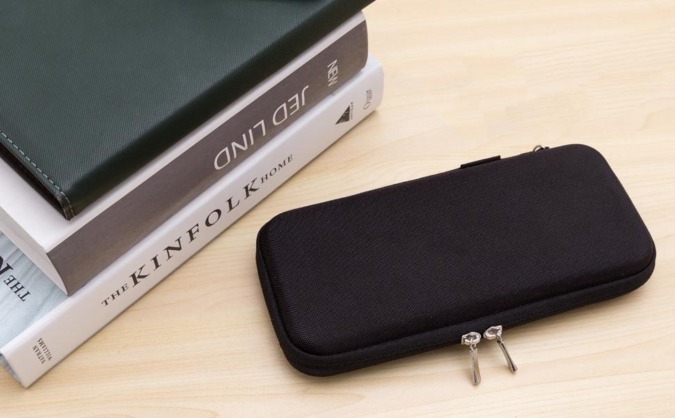 zipper pencil box