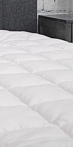 Amazon Com Exceptionalsheets Pillowtop Mattress Topper