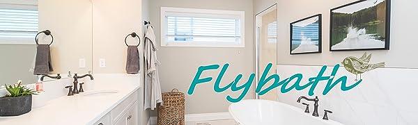 Bathroom can Fly