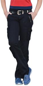 Women Wild Cargo Pants