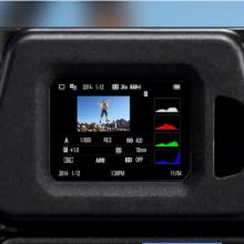 viewfinder, OLED Tru-Finder