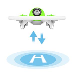 one button take-off/landing