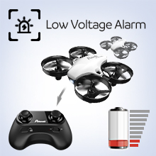 Low Voltage Alarm
