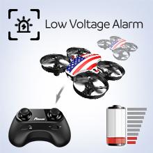Low Battery Alarm