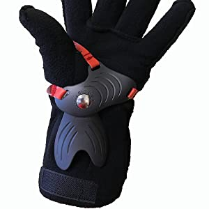 Amazon.com: Level Fly Junior Youth Snowboard Gloves with